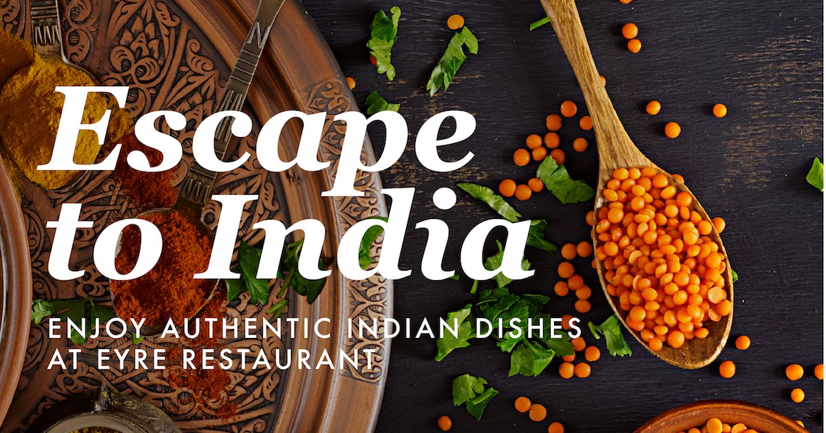 Escape to India