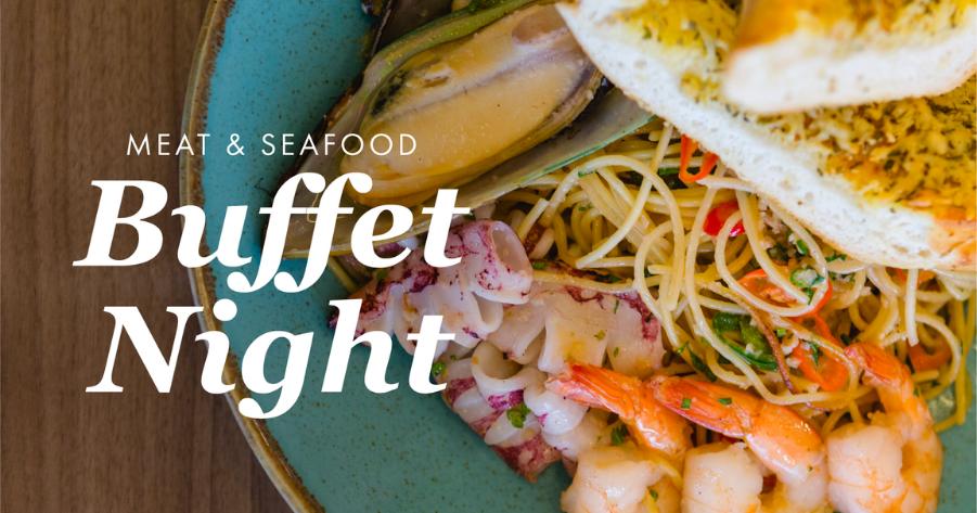 Seafood Buffet Night
